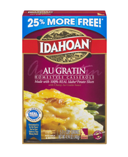 Idahoan® Au Gratin Homestyle Casserole 4.94 oz. Box