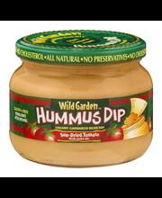 Wild Garden Hummus Dip Sun-Dried Tomato