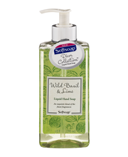 Softsoap Decor Collection Liquid Hand Soap Wild Basil & Lime