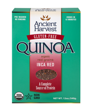 Ancient Harvest Quinoa Gluten-Free Red Grains Inca Red