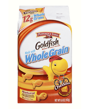 Pepperidge Farm® Goldfish® Baked with Whole Grain Cheddar Baked Snack Crackers 6.6 oz. Bag