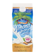 Blue Diamond® Almonds Almond Breeze® Original Almond Coconut ...