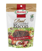 HORMEL Real Crumbled Original Bacon 4.3 OZ PEG