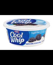 Kraft Cool Whip Sugar Free Whipped Topping 8 oz. Tub