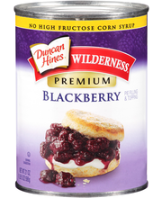 Duncan Hines® Wilderness® Premium Blackberry Pie Filling & To...