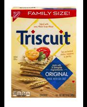 Nabisco Triscuit Original Crackers 13 oz. Box