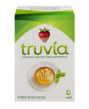 Truvia® Natural Sweetener 40 ct Box