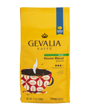 Gevalia Heritage Collection Decaf House Blend Ground Coffee 1...