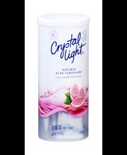 Crystal Light Pink Lemonade Drink Mix 6 ct Packets