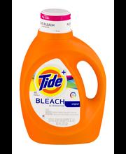 Tide® Plus Original Bleach Alternative Detergent 92 fl. oz. P...