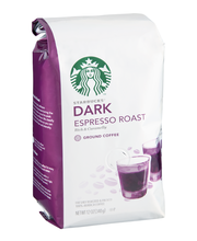 Starbucks® Espresso Roast Rich & Caramelly Dark Coffee 12 oz....