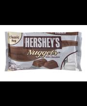 Hershey's® Nuggets Milk Chocolate Candy 12 oz. Bag
