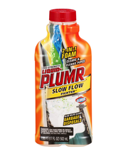 Liquid-Plumer Clog Remover Slow Flow Fighter