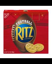 Nabisco Limited Edition Football Ritz Crackers 13.7 oz. Box