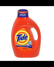 Tide® Original Scent Liquid Laundry Detergent 64 Load 100 fl....
