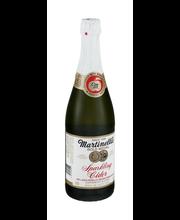 Martinelli's Gold Medal® Sparkling Cider 25.4 fl. oz. Bottle