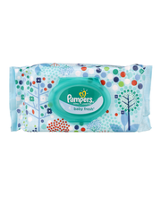 Pampers Baby Fresh Wipes 64 ct Pack
