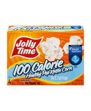 Jolly Time® 100 Calorie Healthy Pop Kettle Corn 4-1.2 oz. Bags