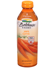Bolthouse Farms® 100% Carrot Vegetable Juice 32 fl. oz. Bottle