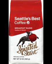 Seattle's Best Coffee™ Breakfast Blend Medium Roast Ground Co...