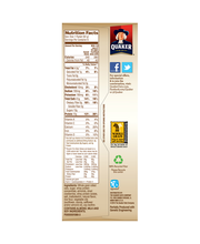 Quaker® Select Starts Protein® Cranberry Almond Instant Oatme...