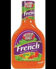 Wf French Salad Dressng