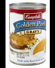 Campbell's Golden Pork Gravy 10.5 oz.