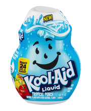 Kool-Aid Liquid Tropical Punch Drink Mix 1.62 fl. oz. Bottle