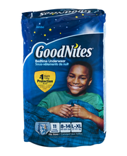 GoodNites® Boy's Bedtime Underwear Boy's Large/Extra Large 11...