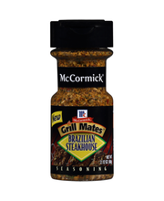 McCormick® Grill Mates® Brazilian Steakhouse Seasoning 2.12 o...