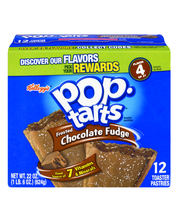 Pop-Tarts® Frosted Chocolate Fudge Toaster Pastries 22 oz. Box