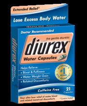 Diurex Water Capsules