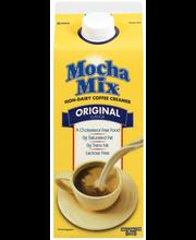 Mocha Mix Original Non-Dairy Creamer .5 Gal Carton