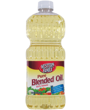 Wf Blended Canola & Veg Oil