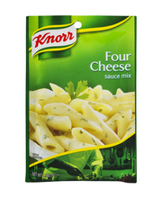 Knorr® Four Cheese Sauce Mix 1.5 oz. Packet