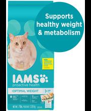 Iams™ Proactive Health™ Optimal Metabolism™ Dry Cat Food 7 lb...