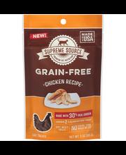Supreme Source® Grain-Free Chicken Recipe Cat Treats 3 oz. Bag