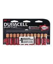 Duracell Quantum Batteries AA - 12 CT