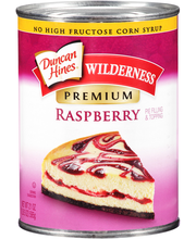 Duncan Hines® Wilderness® Premium Raspberry Pie Filling & Top...