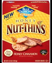 Blue Diamond® Almonds Honey Cinnamon Nut-Thins® Nut & Rice Cr...