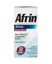 Afrin® Sinus Nasal Spray .5 fl. oz. Box