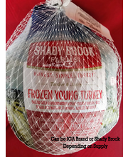 Iga / Shady Brook Turkey
