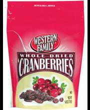 Wf Dried Crnbries