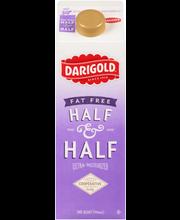 Darigold® Fat Free Half & Half 1 qt. Carton