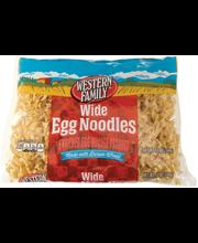 Wf Wide Egg Noodles