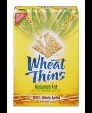 Nabisco Wheat Thins Reduced Fat Snacks 8.5 oz. Box