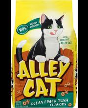 Alley Cat® Ocean Fish & Tuna Dry Cat Food 3.5 lb. Bag