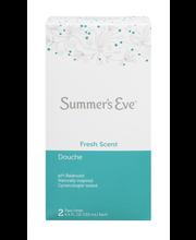 Summer's Eve® Fresh Scent Douche 2-4.5 fl. oz. Units