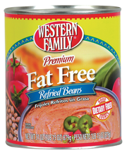 Wf No Fat Refried Beans
