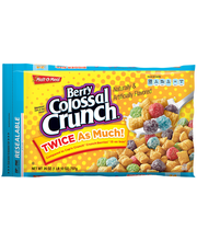 Malt-O-Meal® Berry Colossal Crunch® Cereal 26 oz. Zip-Pak